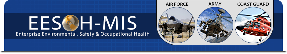 EESOH-MIS Support Portal